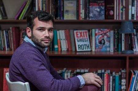 Shpend Kursani, author