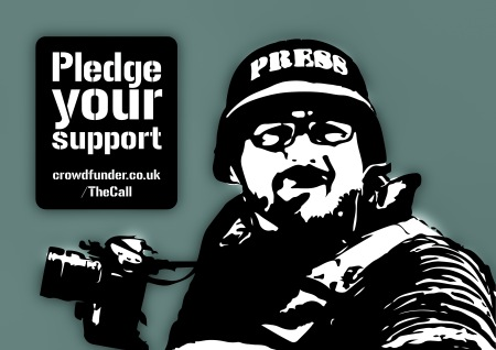 Pledge Your Support via CrowdFunder.co.uk/TheCall
